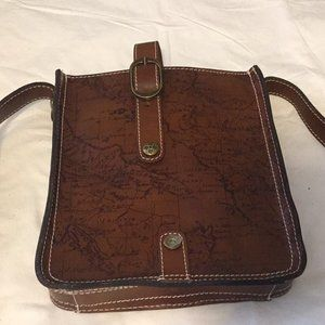 PATRICIA NASH MAP CROSSBODY